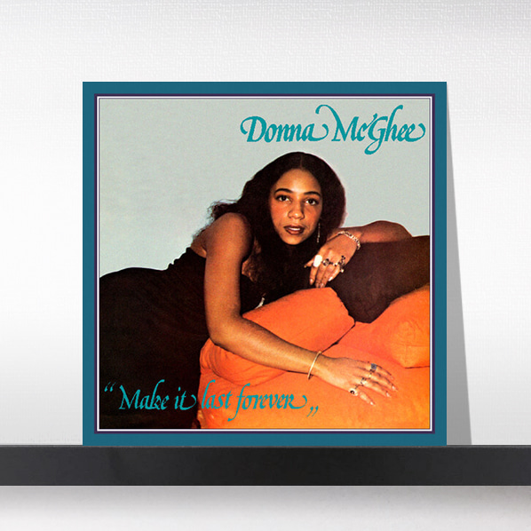 Donna McGhee - Make It Last Forever[LP]