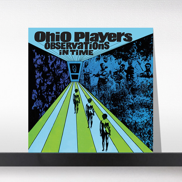 Ohio Players - Observations In Time[LP]