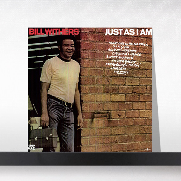 Bill Withers -Just As I Am[LP]