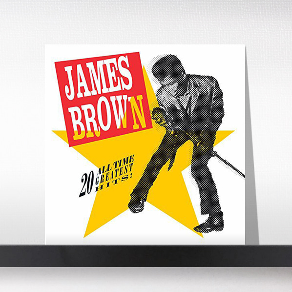 James Brown - 20 All-Time Greatest Hits[2LP]