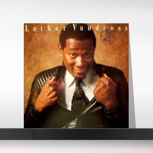 Luther Vandross - Never Too Much[LP]