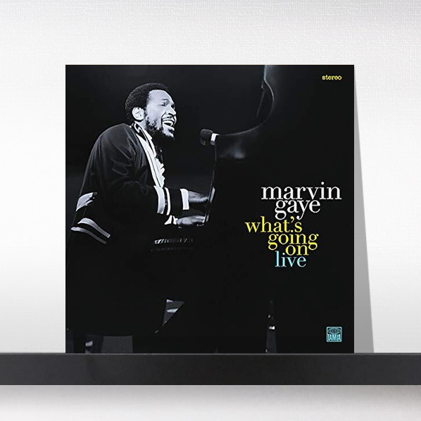 Marvin Gaye - What's Going On[LP]