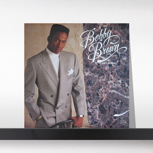 Bobby Brown - Don't Be Cruel[LP]