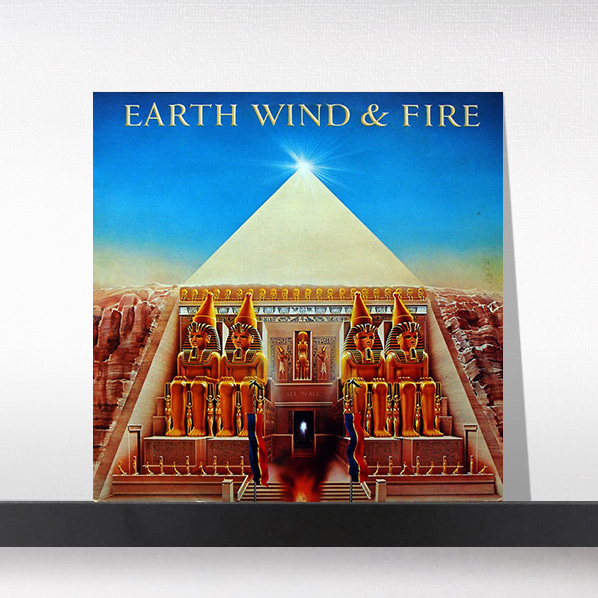 Earth Wind & Fire - All N All [LP]