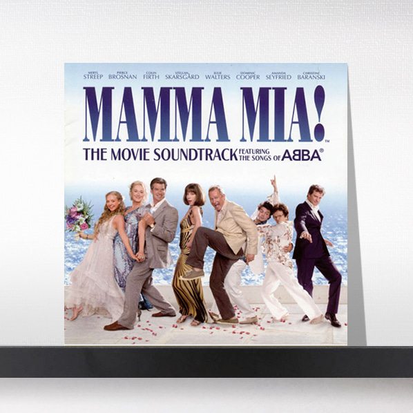 Various - Mamma Mia! (Original Soundtrack)[2LP]