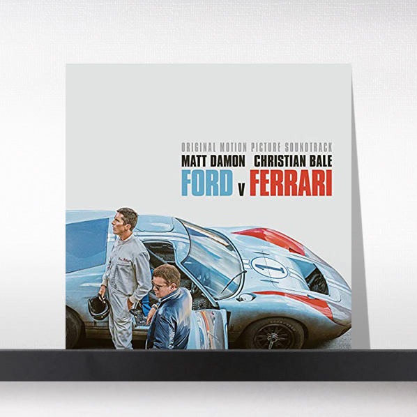Various  ‎– Ford v Ferrari (Original Motion Picture Soundtrack)[LP] Ford & Ferrari