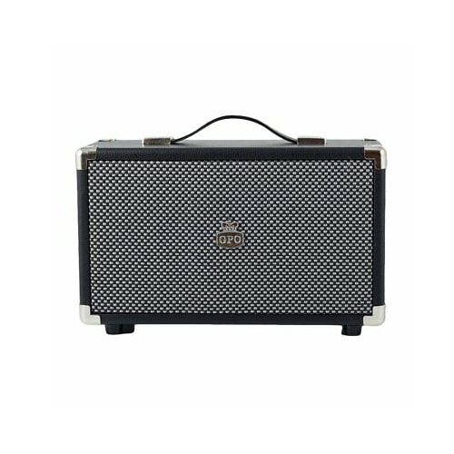 GPO SW158HBLA Westwood Vintage Bluetooth 25 Watt Speaker - Black