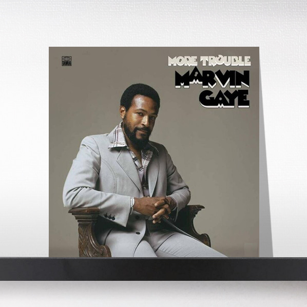 Marvin Gaye - More Trouble[LP]