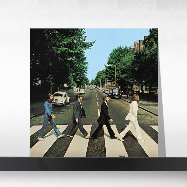 The Beatles(비틀즈)  ‎– Abbey Road[LP]