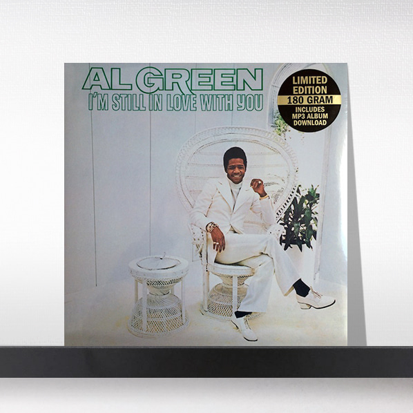 Al Green  ‎– I'm Still In Love With You[LP]