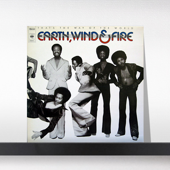 Earth, Wind & Fire  ‎– That's The Way Of The World[LP]