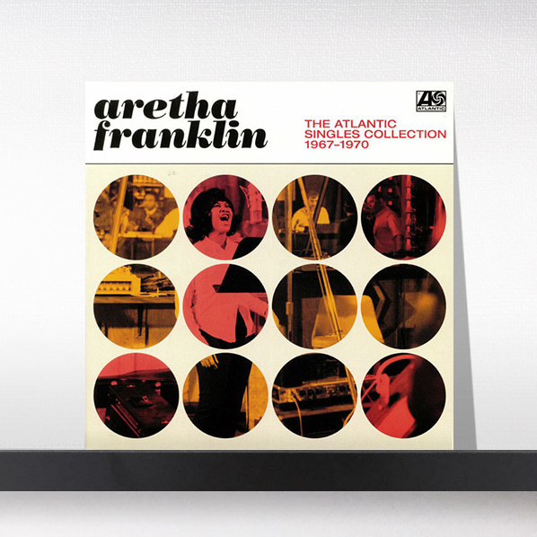 Aretha Franklin  ‎– The Atlantic Singles Collection 1967-1970[2LP]