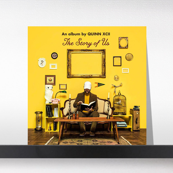 Quinn XCII  ‎– The Story Of Us[LP]