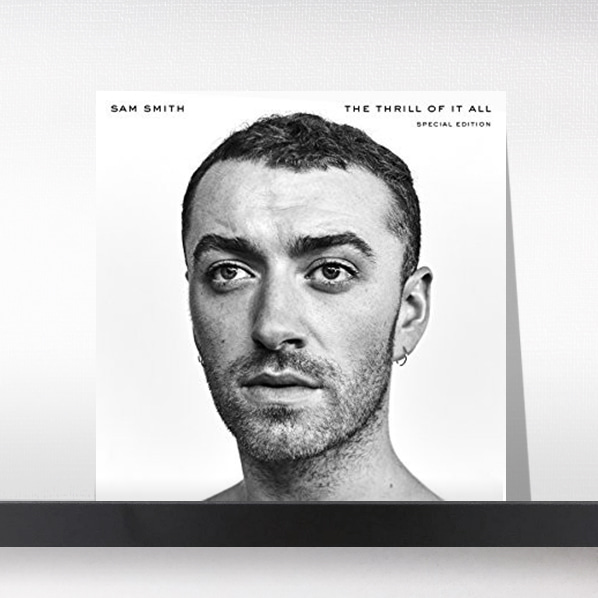 Sam Smith(샘 스미스) - The Thrill Of It All(Special Edition)[2LP]