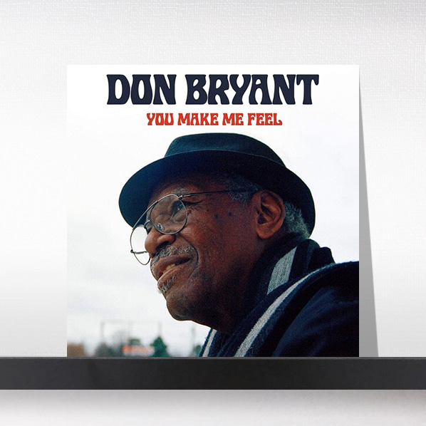 Don Bryant - You Make Me Feel[LP]