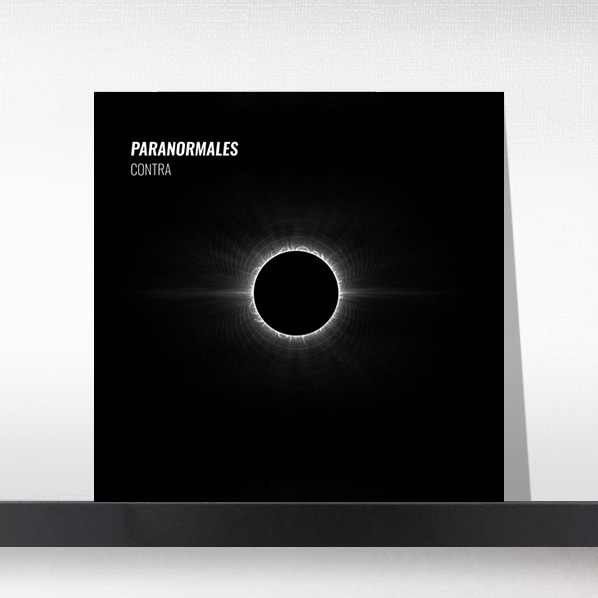 Paranormales - Contra - Limited Edition White Vinyl[LP]