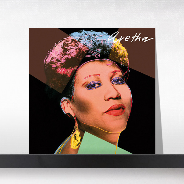 Aretha Franklin - Aretha(Limited Translucent Green Colored Vinyl)[LP]