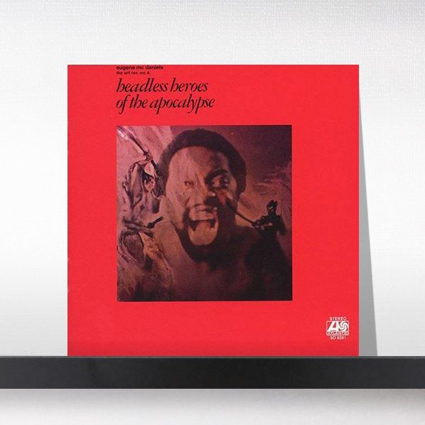 Eugene McDaniels - Headless Heroes Of The Apocalypse[LP]