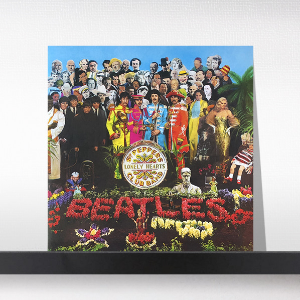 The Beatles(비틀즈) - Sgt Pepper's Lonely Hearts Club Band (2017 Stereo Mix)[LP]