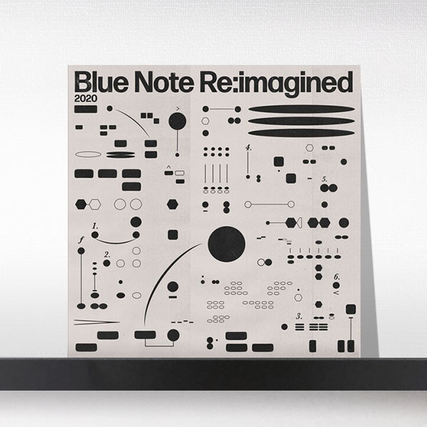 Various Artists - Blue Note Re:imagined[2LP]