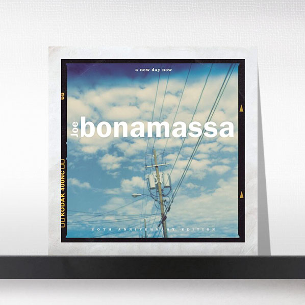 Joe Bonamassa  ‎– A New Day Now(20th Anniversary Edition)[2LP]