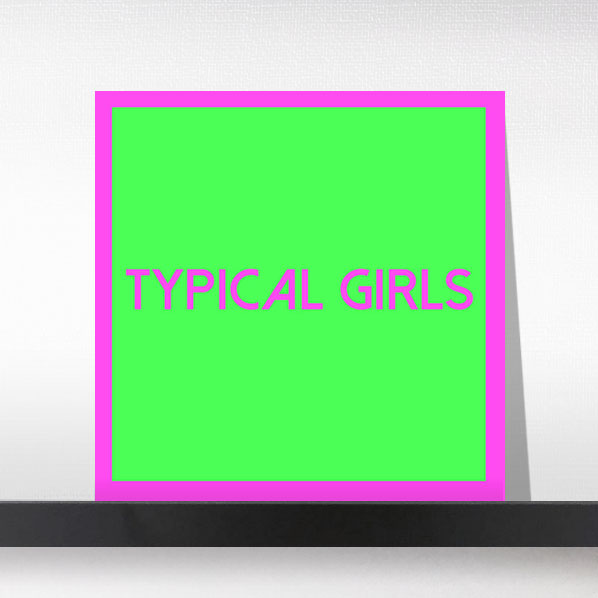 Various Artists - Typical Girls 2 (Various Artists)[LP]