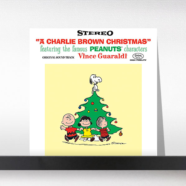 Vince Guaraldi Trio(빈스 과랄디)  ‎– Charlie Brown Christmas (70th Anniversary Edition)LP]