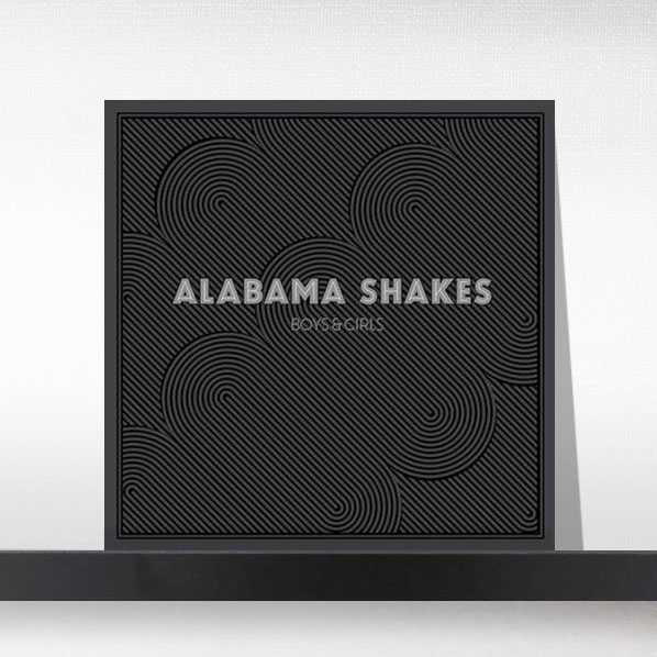 Alabama Shakes(알라바마 쉐이크) - Boys & Girls[LP]