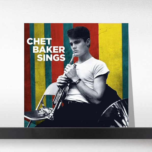 Chet Baker(쳇 베이커) - Sings(180-Gram Blue Colored Vinyl)[LP]