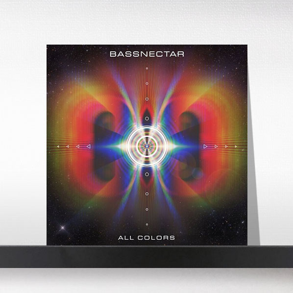 Bassnectar  ‎– All Colors[2LP]