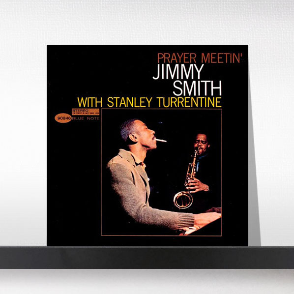 Jimmy Smith(지미 스미스) - Prayer Meetin'[LP]
