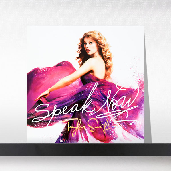 Taylor Swift(테일러 스위프트) - Speak Now[2LP]