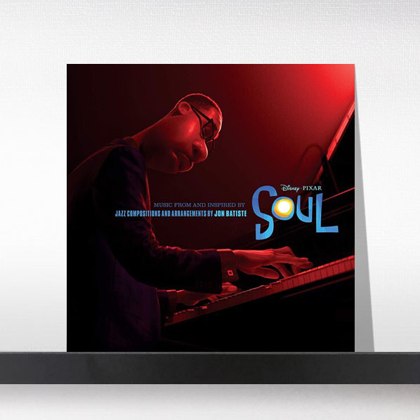 Jon Batiste - Soul (Music From and Inspired by the Motion Picture)[LP]
